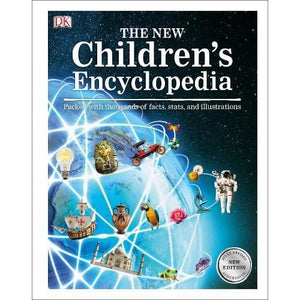 The New Children's Encyclopedia - Dorling Kindersley 9780241317785