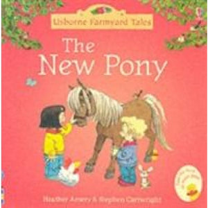The New Pony - Usborne Books 9780746063194