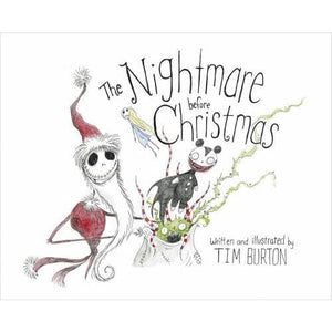 The Nightmare Before Christmas - Penguin Books 9780141376226