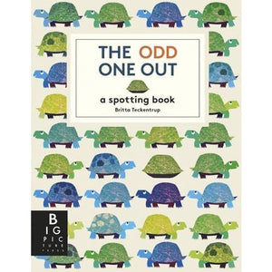 The Odd One Out - Templar Publishing 9781848773516