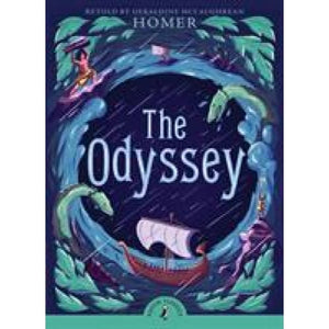 The Odyssey - Penguin Books 9780140383096