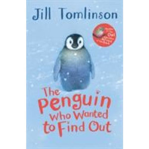 The Penguin Who Wanted to Find Out - Egmont 9781405271912