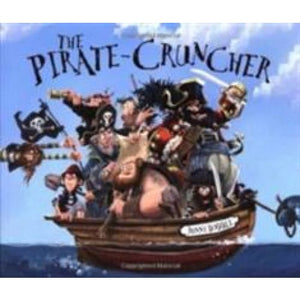The Pirate Cruncher - Templar Publishing 9781840118858
