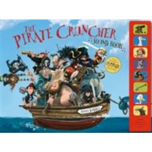 The Pirate-Cruncher (Sound Book) - Templar Publishing 9781783701209