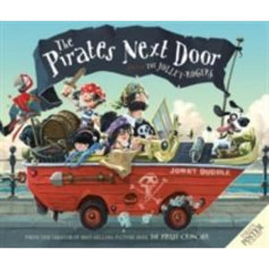 The Pirates Next Door - Templar Publishing 9781848773929