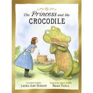 The Princess and the Crocodile - Walker Books 9781406376609
