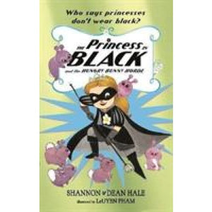 The Princess in Black and the Hungry Bunny Horde - Walker Books 9781406379723