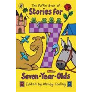 The Puffin Book of Stories for Seven-year-olds - Penguin Books 9780140374605
