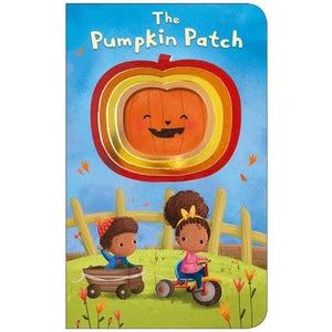 The Pumpkin Patch: Shiny Shapes - Priddy Books 9781783415335