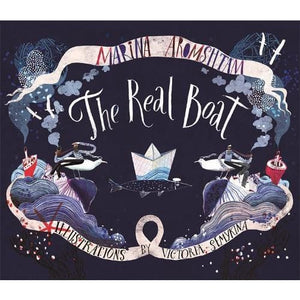 The Real Boat - Templar Publishing 9781783708208