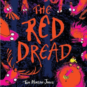 The Red Dread - Barrington Stoke 9781911370055