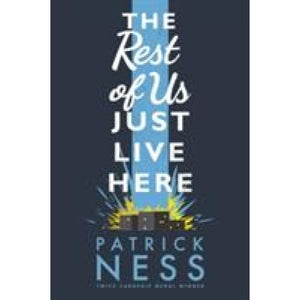 The Rest of Us Just Live Here - Walker Books 9781406331165