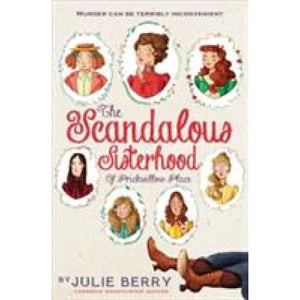 The Scandalous Sisterhood of Prickwillow Place - Templar Publishing 9781848124370