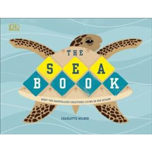 The Sea Book - Dorling Kindersley 9780241355374