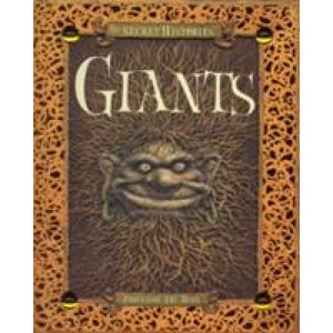 The Secret History of Giants - Templar Publishing 9781840116489