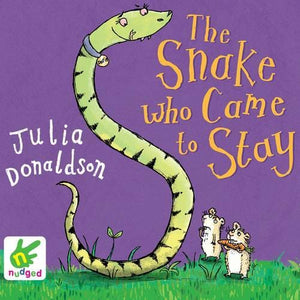 The Snake Who Came to Stay - W F Howes