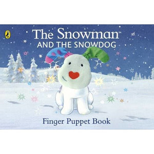The Snowman and the Snowdog Finger Puppet Book - Penguin Books 9780723293088
