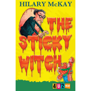 The Sticky Witch - Barrington Stoke 9781781125991