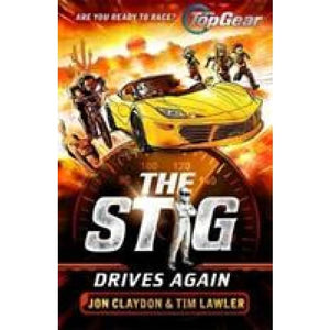 The Stig Drives Again: A Top Gear book - Templar Publishing 9781848126435
