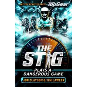 The Stig Plays a Dangerous Game: A Top Gear book - Templar Publishing 9781848126459