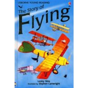 The Story of Flying - Usborne Books 9780746080689