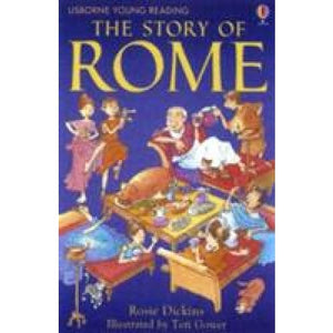 The Story Of Rome - Usborne Books 9780746080948