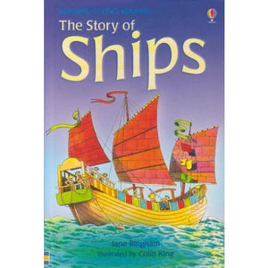 The Story of Ships - Usborne Books 9780746080955