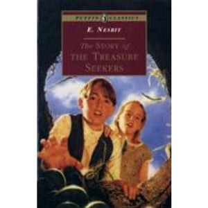 The Story of the Treasure Seekers - Penguin Books 9780140367065
