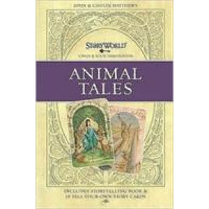 The StoryWorld Cards: Animal Tales - Templar Publishing 9781848774339