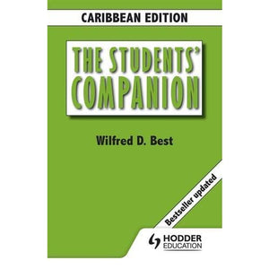The Students' Companion Caribbean Edition Revised - Hodder Education 9781408280652