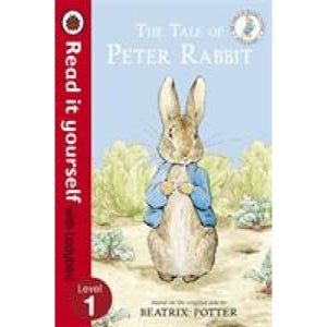 The Tale of Peter Rabbit - Read It Yourself with Ladybird: Level 1 - Penguin Books 9780723273387