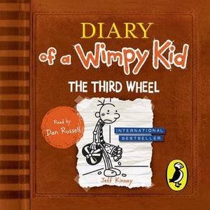 The Third Wheel (Diary of a Wimpy Kid book 7) - Penguin Books 9780141345901