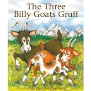 The Three Billy Goats Gruff - Anness Publishing 9781861473974