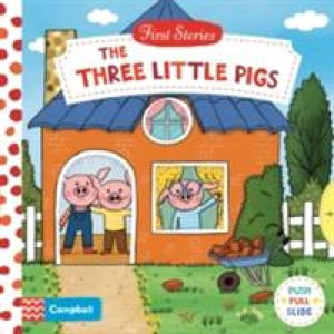 The Three Little Pigs - Pan Macmillan 9781509821037