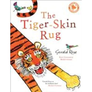 The Tiger-Skin Rug - Bloomsbury Publishing 9781408813034