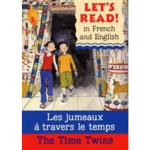 The Time Twins: Les Jumeaux a Travers Le Temps - b small publishing 9781905710430