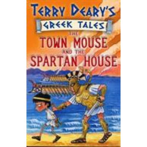 The Town Mouse and the Spartan House: Bk. 3 - Bloomsbury Publishing 9780713682212