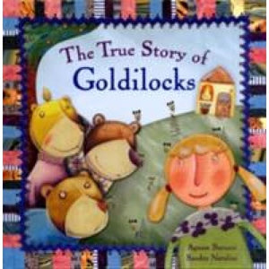 The True Story of Goldilocks - Templar Publishing 9781840116632