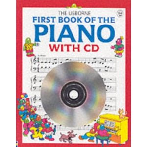 The Usborne First Book of the Piano Music - Books 9780746037133