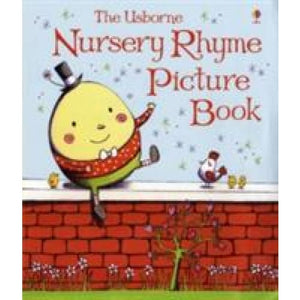 The Usborne Nursery Rhyme Picture Book - Books 9780746098363