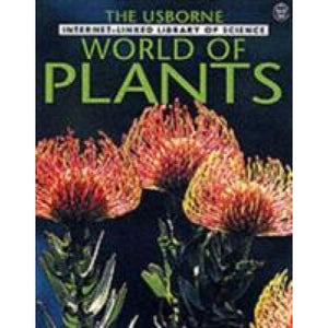 The Usborne World of Plants - Books 9780746046166