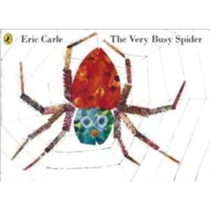 The Very Busy Spider - Penguin Books 9780141338323