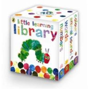 The Very Hungry Caterpillar: Little Learning Library - Penguin Books 9780141385112