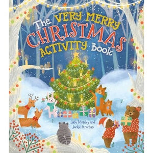 The Very Merry Christmas Activity Book - Arcturus Publishing 9781788282758