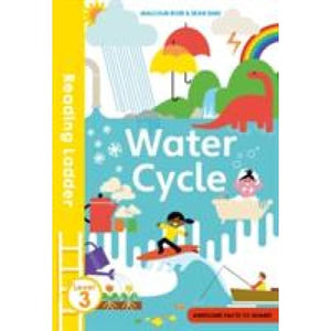 The Water Cycle - Egmont 9781405284936