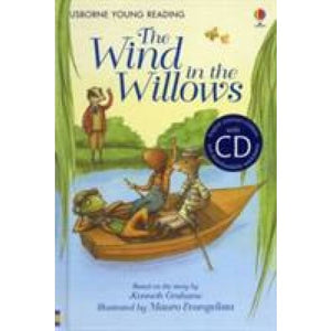 The Wind in the Willows [Book with CD] - Usborne Books 9781409545477