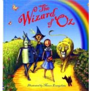 The Wizard of Oz - Usborne Books 9781409555957