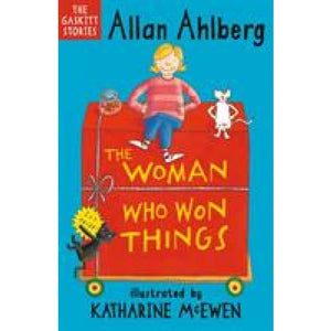 The Woman Who Won Things - Walker Books 9781406381658