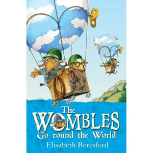 The Wombles Go round the World - Bloomsbury Publishing 9781408808351