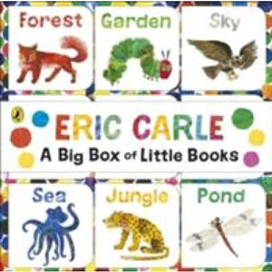 The World of Eric Carle: Big Box Little Books - Penguin 9780141359458